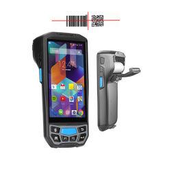 Android PDA de mano industrial con la impresora térmica lector NFC