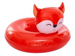 Anel de animal Fox inflável Piscina Piscina infantil Ring