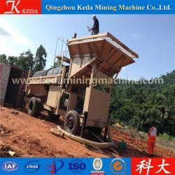 2018 New Type Gold Mine の分離には、 Gold Wash Trommel を使用します