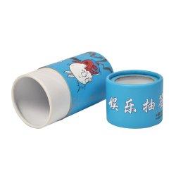 Caixa de papel rígida, jóias de embalagem de papelão e caixas de embalagem do tubo para chá / café / Vinho Tinto / Candy Chocolate