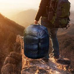 Aqueça o saco de dormir à prova de Inverno no saco de dormir para caminhadas balcão de montanhismo
