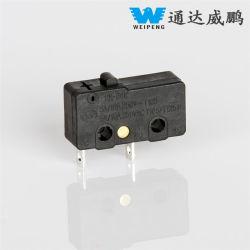 Interruttore momentaneo di serie della Cina 5A 125/250V ss micro