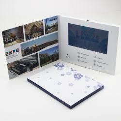 A4, A5 ou em papel tamanho personalizado boa animados da placa de vídeo de aniversário
