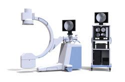 Alta freqüência móvel médico do braço em C do Sistema de radiografia, sistema de imagiologia de raios X