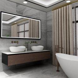 Meilleure qualité de dissipateur de conception moderne branché de la porcelaine sanitaire de l'acrylique lavabo