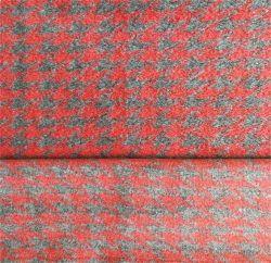 Umweltschutz-Faser gefärbtes Jacquardwebstuhl-Rayonspandex-Nylon-Polyester-Gewebe-hübsches Muster