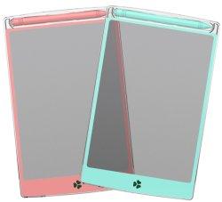 2020 borrable almohadilla electrónica escritura de mensajes gráficos Tablero de dibujo de 8,5 pulgadas LCD tableta de escritura para niños