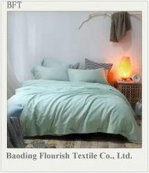 Wholesales Lençol de alta qualidade, roupa de cama 100% algodão Define conjuntos de plumas de Luxo