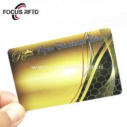 주문을 받아서 만들어진 로고 삽화 인쇄 13.56MHz Hf NFC 플라스틱 PVC 카드