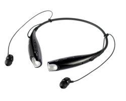 Sport-Kopfhörerneckband-Art Bluetooth 4.0 HD Sprachstereokopfhörer des Bluetooth Kopfhörer-Hbs730 drahtlose für Handy