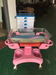 Mobilier de l'hôpital des lits-bébé Baby Lit bébé/bébé Berceau/Lit bébé Trolley
