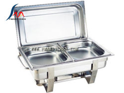 Usure par frottement plat en acier inoxydable, 2X 4L