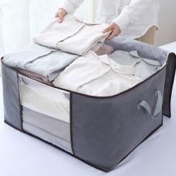 Baumwollgewebe-Steppdecke-Kleidung-Zudecke-Schuh-Arbeitsweg-Klage-Kleid-Kleid-kosmetischer Speicher-Reißverschluss-Beutel