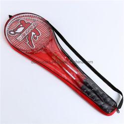 Jeux de raquette de badminton de fer, la meilleure vente