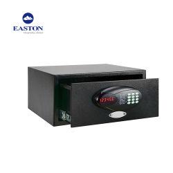 صندوق آمن رقمي بلوحة مفاتيح مضيئة مع نظام قفل أوتوماتيكي