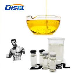 Suministro de la fábrica China Venta caliente el aceite acabado Body building Vial Semi-Finish 10ml/500ml de aceite/botella de aceite de AAS 99% de pureza gimnasio uso