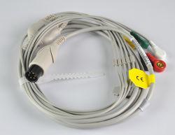 Кабель ЭКГ кабель медицинских расходных материалов медицинских принадлежностей