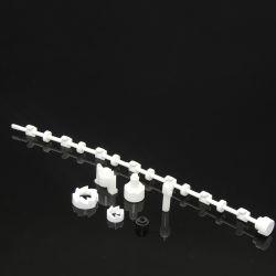 Roda de Acionamento do Motor de injecção de transmissão da engrenagem de plástico para máquinas de esfregona