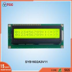 La concurrence électronique 16X2 écran LCD monochrome Stn de caractère I2C Interface module LCD
