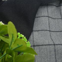 Cuatro colores Plaid setas de dos caras para la ropa
