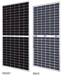 Metà Bifacial di alta efficienza Perc AG delle cellule 420W 425W 430W 435W 440W 445W di Mariosolar 144 del comitato fotovoltaico monocristallino tagliato di energia solare