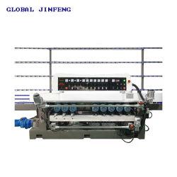 (Jfx-261) 9 Vidro de motores de Linha Reta bisel máquina de moagem de Borda