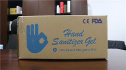 Schneller Dryving Krankenhaus-Handdesinfizierer Thimerosal Hand-Freies Desinfektionsmittel
