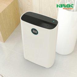 医学等級H13フィルターによってHEPAはカーボンホーム使用の紫外線空気清浄器が作動した