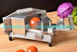 Cortador de vegetais Lotus Root Orange cortador com pedal de frutos do meloeiro Manual da máquina de corte cortador com pedal de tomate
