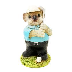 بالجملة راتينج حيوانيّ تمثال صغير [بولرسن] لعبة غولف كورال لأنّ حديقة زخرفة