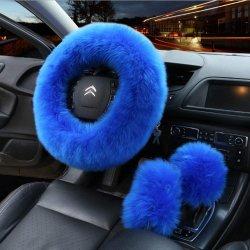 غطاء عجلة القيادة الأوتوماتيكية من جلد الغليفة