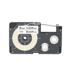 Ez용 9mm PT-9X 호환 Casio 프린터 카트리지 레이블 리본 CW-L300 레이블 프린터
