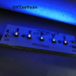 UVC LED는 표시등 막대 12V/DC UV LED 살균제 램프 265-280nm를 살균한다