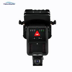 2CH 1080P de la carte SD DVR avec mobile 3G 4G GPS pour voiture