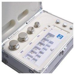 OIML E1 Cubas de 1mg-2kg Balança de precisão E2 Pesos de calibração