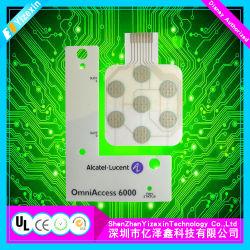 Настраиваемые водонепроницаемая мембранная клавиатура для системы ЧПУ оборудование для отображения