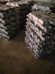 / Aluminium de haute qualité des lingots de métal/lingot d'aluminium 99,7