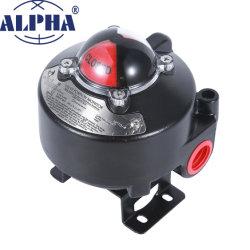 球弁および蝶弁で使用されるフロー制御のためのアルファ限界の配電箱