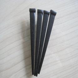 [45غود] نوعية فولاذ قطعة حرفة بناء مسمار/يقسم يصقل أو يغلفن فولاذ مسمار [5د]