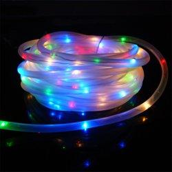 크리스마스 휴일 동안 유연한 방수 장식적인 태양 빛 16.4 FT 100 LED