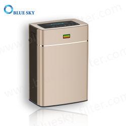 6 Etapas de Filtragem Filtro Inteligente de fumar Pm2.5 purificador de ar iónico retire o formaldeído Home PRO purificador de ar iónico Ap-C230A