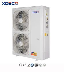 -30 graus inversor DC Evi ar para água da bomba de calor para baixa temperatura