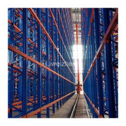 Scaffalature industriali per impieghi pesanti scaffalature per magazzino con sistema AS/RS Pallet automatico Rack di conservazione