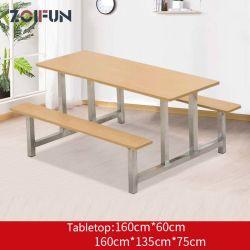 مطعم مختلط طاولة ومطعم مقصف نودل مقعد بسيط سريع مائدة طعام مقصف
