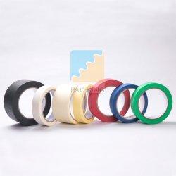 Custom del pintor de color verde Precio China proveedor azul de papel de automóviles de fabricación de rollo de cinta de enmascarar Jumbo