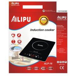 Accueil Ailipu appareil de cuisine Plaque de cuisson à induction électrique unique cuisinière magnétique
