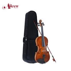 4/4 China Fábrica Professionl grossista iniciantes aluno violino (VG001-HPM)