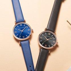Mini-l'accent nouveau style de vente chaude fantaisie Phase de lune bracelet étanche femme montre-bracelet Quartz