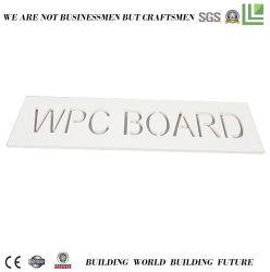 Espuma de PVC hojas de PVC de superficie brillante de la Junta de grabado de corte fácil de utilizar para la publicidad