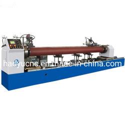سعر المصنع الصيني السيارات CNC أنبوب لحام الصناعية ق. ماكينة لحام شفة أنبوب قياس الطبقة